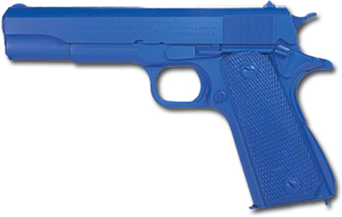 Blue Guns for defensive training or holster making.