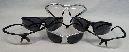 1ce3c3e81d Safety VU Safety Glasses - Clear or Tinted. Zoom
