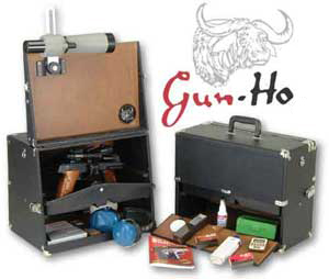 gun ho five gun pistol case. Black Bedroom Furniture Sets. Home Design Ideas
