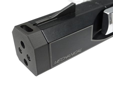 Target Compensator For Pardini Pistols