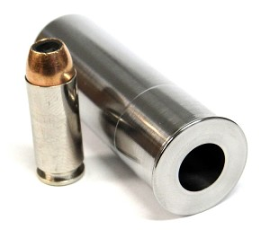 12GA to 10MM Shotgun Adapter - Chamber Reducer - Stainless Steel