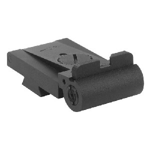 Rollo 1911 Champion Rear Sight Anti-Snag Blade