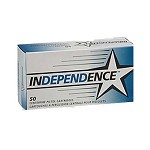 INDEPENDENCE 9MM 124GR 50/1000