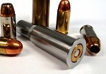 577/450 Martin Henry to 45ACP Caliber Adapter