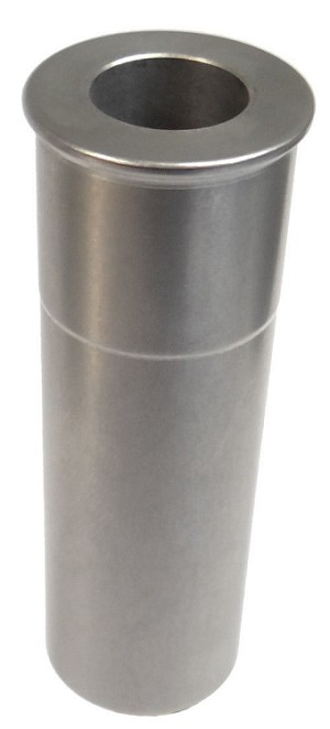 12GA to 44 Magnum Shotgun Adapter - Chamber Reducer - Stainless Steel