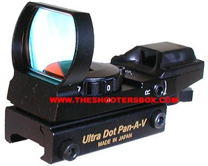 Ultradot Pan-A-V Red dot Sight