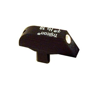 Colt 1911 Tenon Staked Ramp Champion Front Sight for Colt M1991A1 Series '80