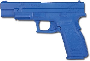 SPRINGFIELD XD40 TACTICAL 5""