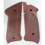 Herrett Ruger MK II/III Rosewood Grip Panels (Right Hand)