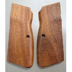 Herrett Browning Hi Power Rosewood Stock Grips