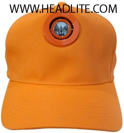 Original Headlite Ten Mile Flame Orange