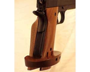 Herrett National Adjustable Target Gun Stock - 1911 RIGHT HAND