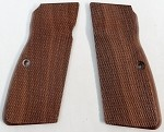 Herrett Browning Hi Power Walnut Stock Grips